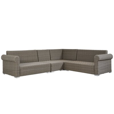 Rathdowney Sectional Finish: Mocha