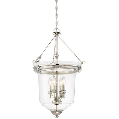 Ameche 4-Light Foyer Pendant