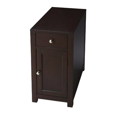 Sunningdale End Table Color: Merlot