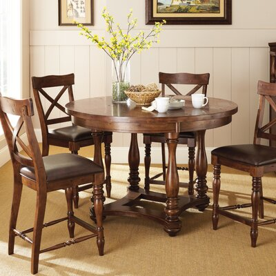 Weldon 5 Piece Counter Height Dining Set