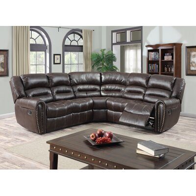 Dover Sectional Upholstery: Cappuccino