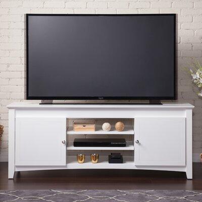 Pinckney TV Stand with Adjustable Shelves