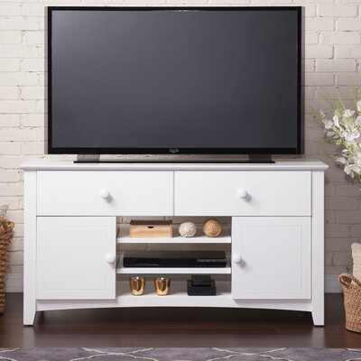 Pinckney TV Stand with Adjustable Shelves DRBC9280 34195266