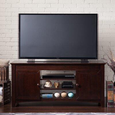 Pinckney TV Stand with Adjustable Shelves Finish: Espresso