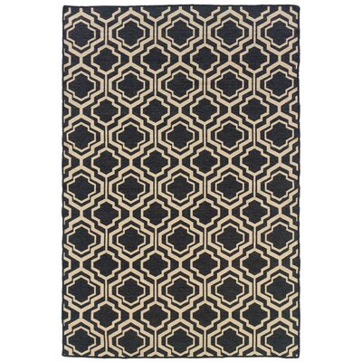 Bloomfield Grey/Natural Area Rug Rug Size: Rectangle 5 x 8