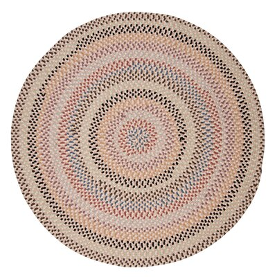 Lettie Area Rug Rug Size: Round 12