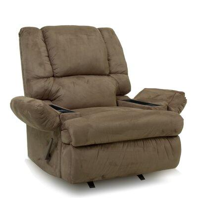 Osgood Chaise Massage Recliner Upholstery: Mink