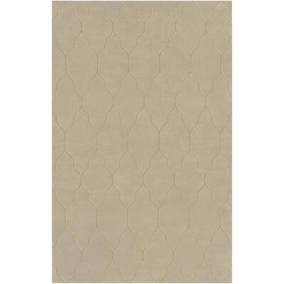 Moreton Beige/Ivory Area Rug Rug Size: Rectangle 2 x 3