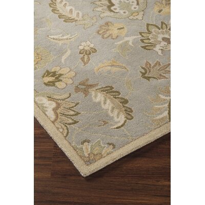 Beaconcrest Hand-Tufted Sage Area Rug