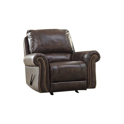 Baxter Springs Manual Rocker Recliner