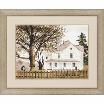 'Grandma's House' Framed Painting Print