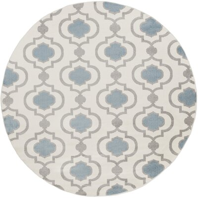 Rosas Ivory Rug Rug Size: Rectangle 67 x 96