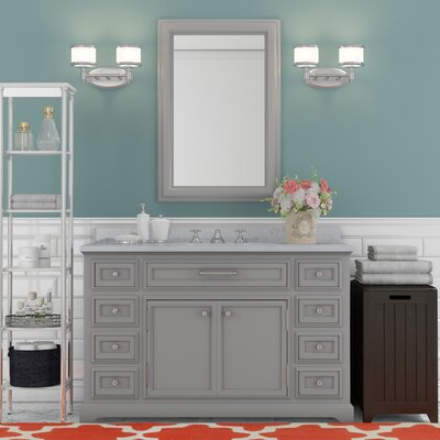 Bergin 48 Single Sink Bathroom Vanity Set