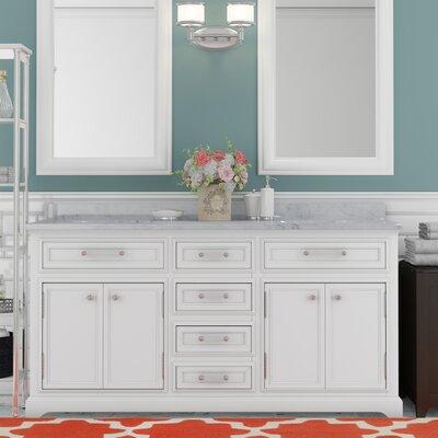 Alba 60 Double Bathroom Vanity Set
