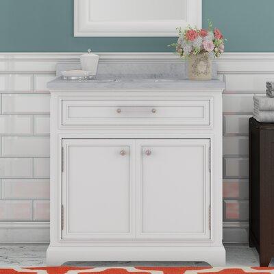 Alba 30 Single Bathroom Vanity Set