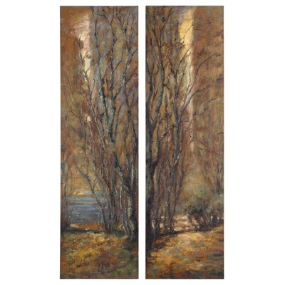 'Tree' 2 Piece Painting Set