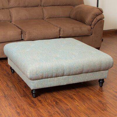 Avoca Ottoman Upholstery: Vapor