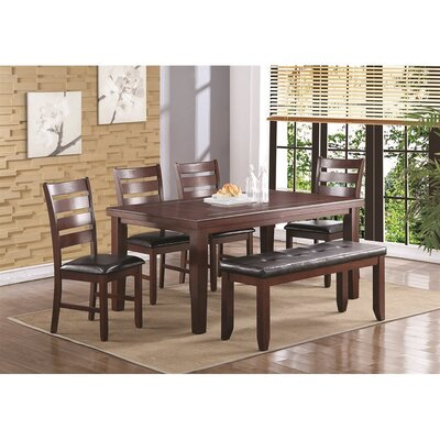 Eagleview 5 Piece Dining Set