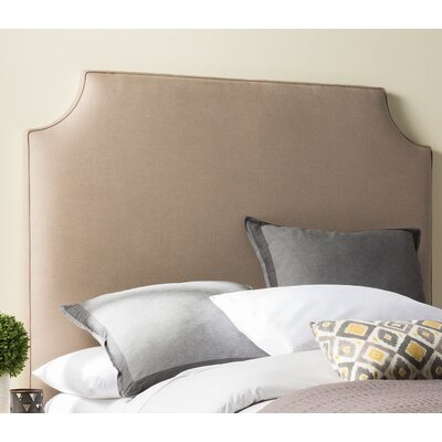 Dawn Upholstered Panel Headboard Size: Full