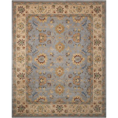 Willet Hand-Tufted Gray Area Rug