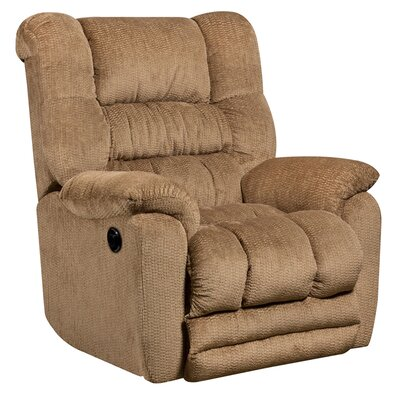 Lawnton Power Recliner Upholstery: Fawn
