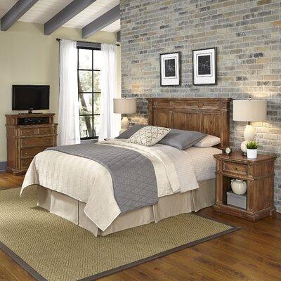 Landisville Panel 4 Piece Bedroom Set Size: Queen/Full