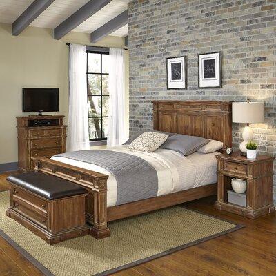 Landisville Platform 4 Piece Bedroom Set DBYH1192 34449936