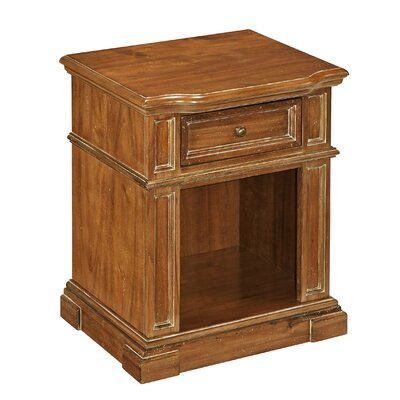 Landisville 1 Drawer Nightstand