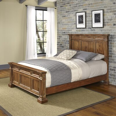 Landisville Panel Bed Size: King