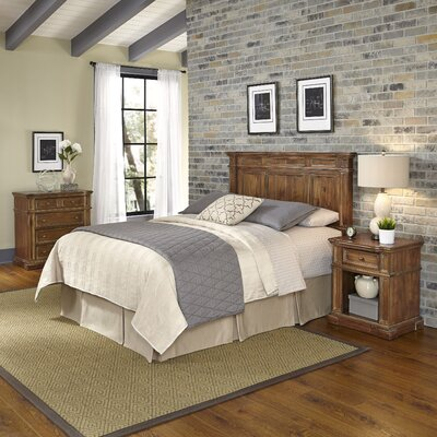 Landisville Platfrom 3 Piece Bedroom Set Size: Queen/Full