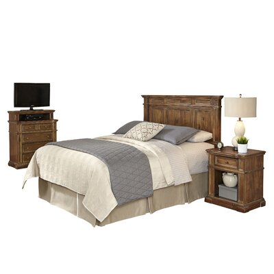 Landisville Platfrom 3 Piece Bedroom Set Size: King/California King