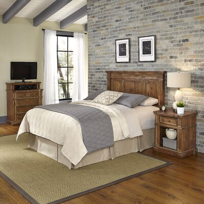 Landisville Platfrom 3 Piece Bedroom Set Size: Queen/Full