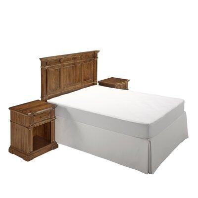 Landisville Platform 3 Piece Bedroom Set Size: Queen/Full