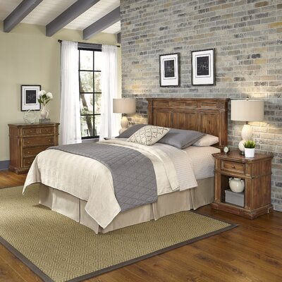 Landisville Platfrom 4 Piece Bedroom Set Size: King/California King