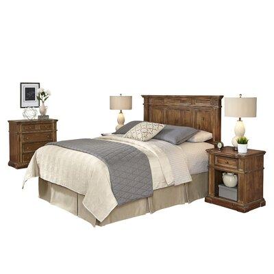 Landisville Platfrom 4 Piece Bedroom Set Size: Queen/Full