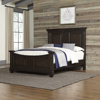 Larksville Panel Bed Size: Queen
