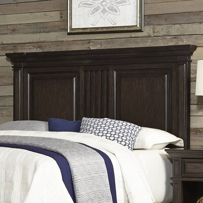 Larksville Panel Headboard Size: King