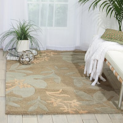 Peterson Hand-Woven Green Area Rug Rug Size: Runner 23 x 8