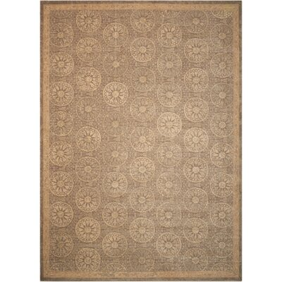 Hillsboro Sand Area Rug Rug Size: Rectangle 56 x 8