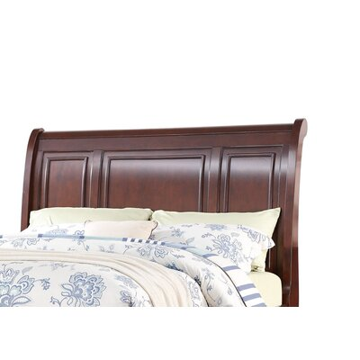 Elkland Sleigh Headboard Size: King