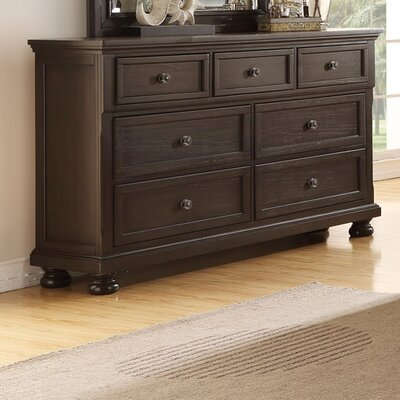 Elkland 7 Drawer Dresser