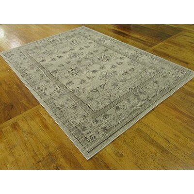 Foxhill Multi-Colored Area Rug Rug Size: 7 x 10