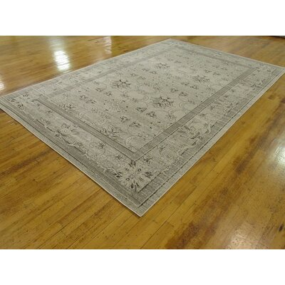 Foxhill Multi-Colored Area Rug Rug Size: 10'6