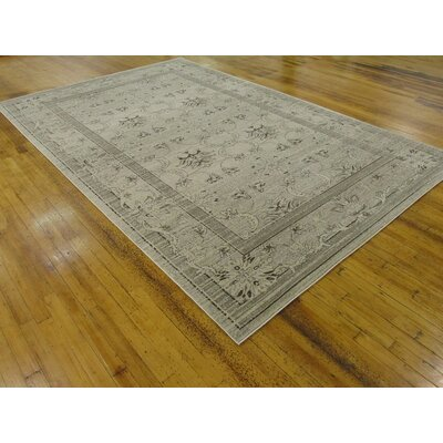 Albermarle Ivory Area Rug Rug Size: Rectangle 106 x 165