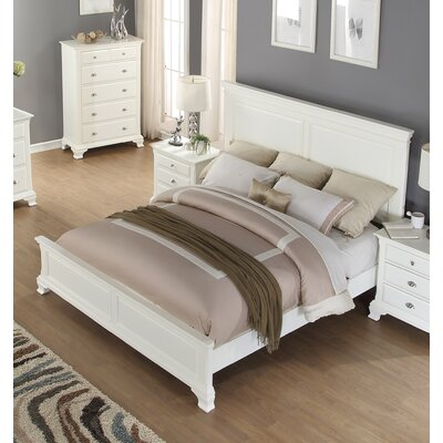 Fellsburg Panel Bed Size: King