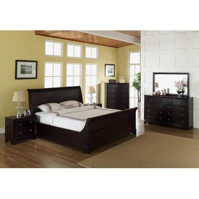 Stephenson Sleigh Configurable Bedroom Set