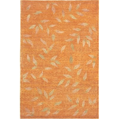 Barnett Himalayan Sheep Gold Area Rug Rug Size: 8 x 10
