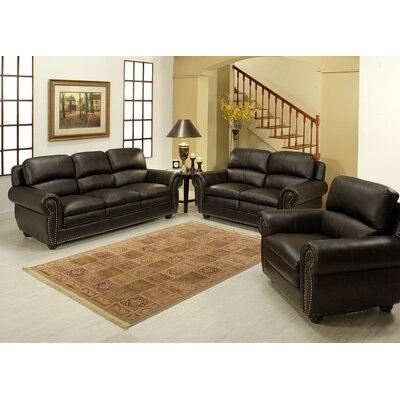 Barnsley Premium Sofa, Loveseat and Arm Chair Set
