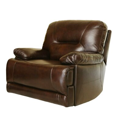 Bartlet Leather Power Recliner