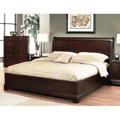 Bolton Platform Bed Size: Queen